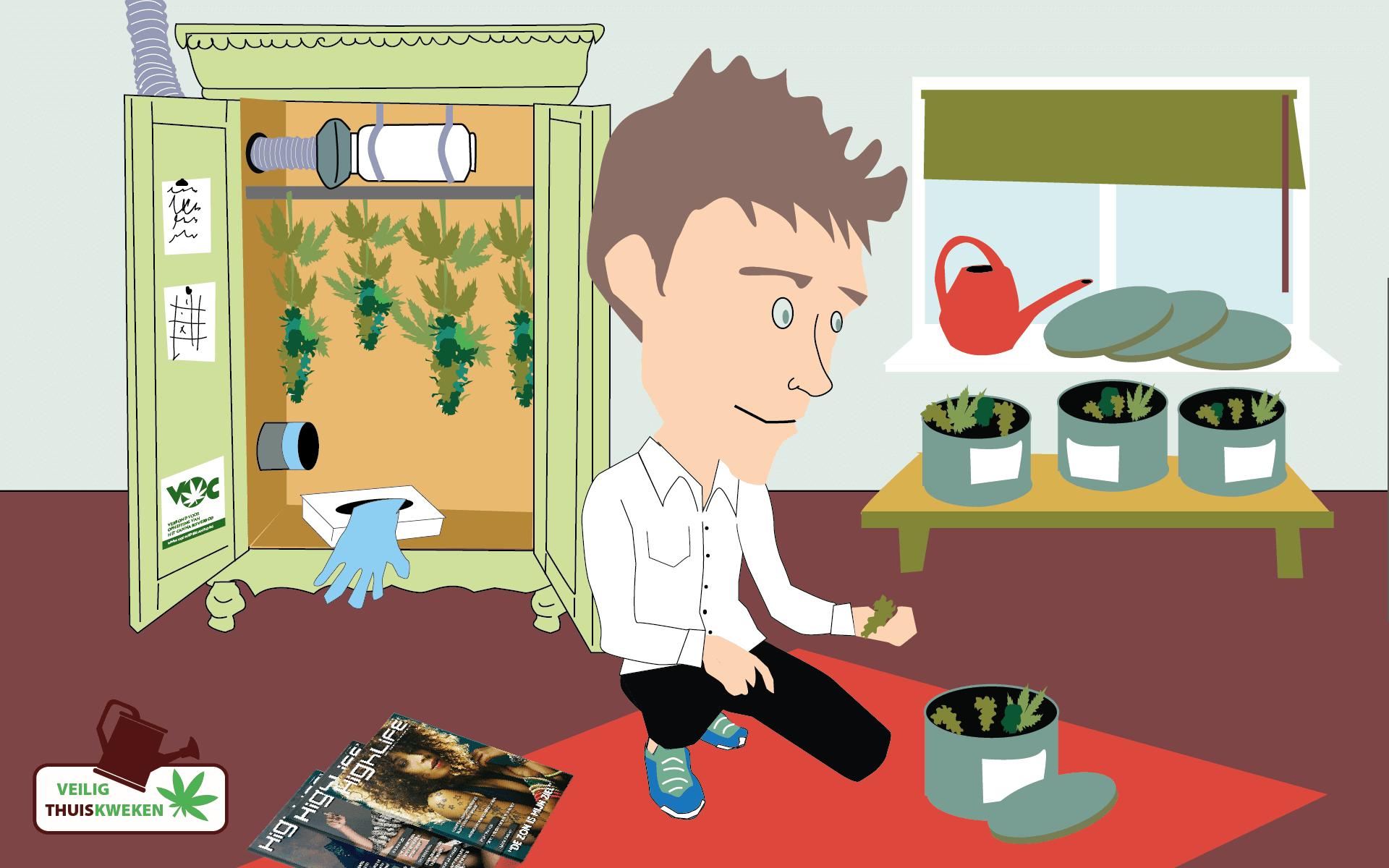 Veilig Thuis Kweken